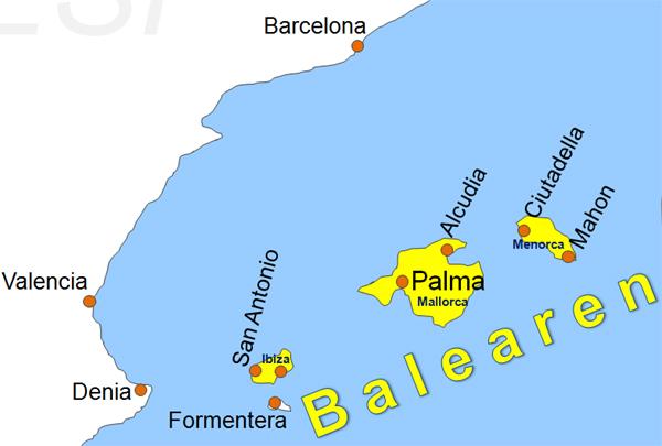 Mallorca Karte Alcudia.Alcudia Fähren Fahrzeiten Alcudia Fähre übersetzen