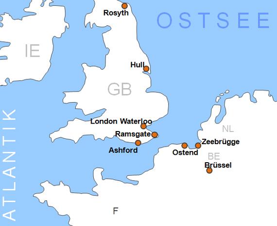 Fahre Abfahrtszeiten Ab Zeebrugge Fahre Abfahrtszeiten Ab Ostend